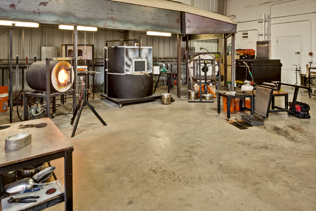 Hot Shop Studio Rental