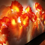 Chihuly Sunset