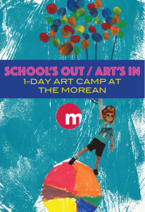 School's Out.Arts In. 1-day camp image