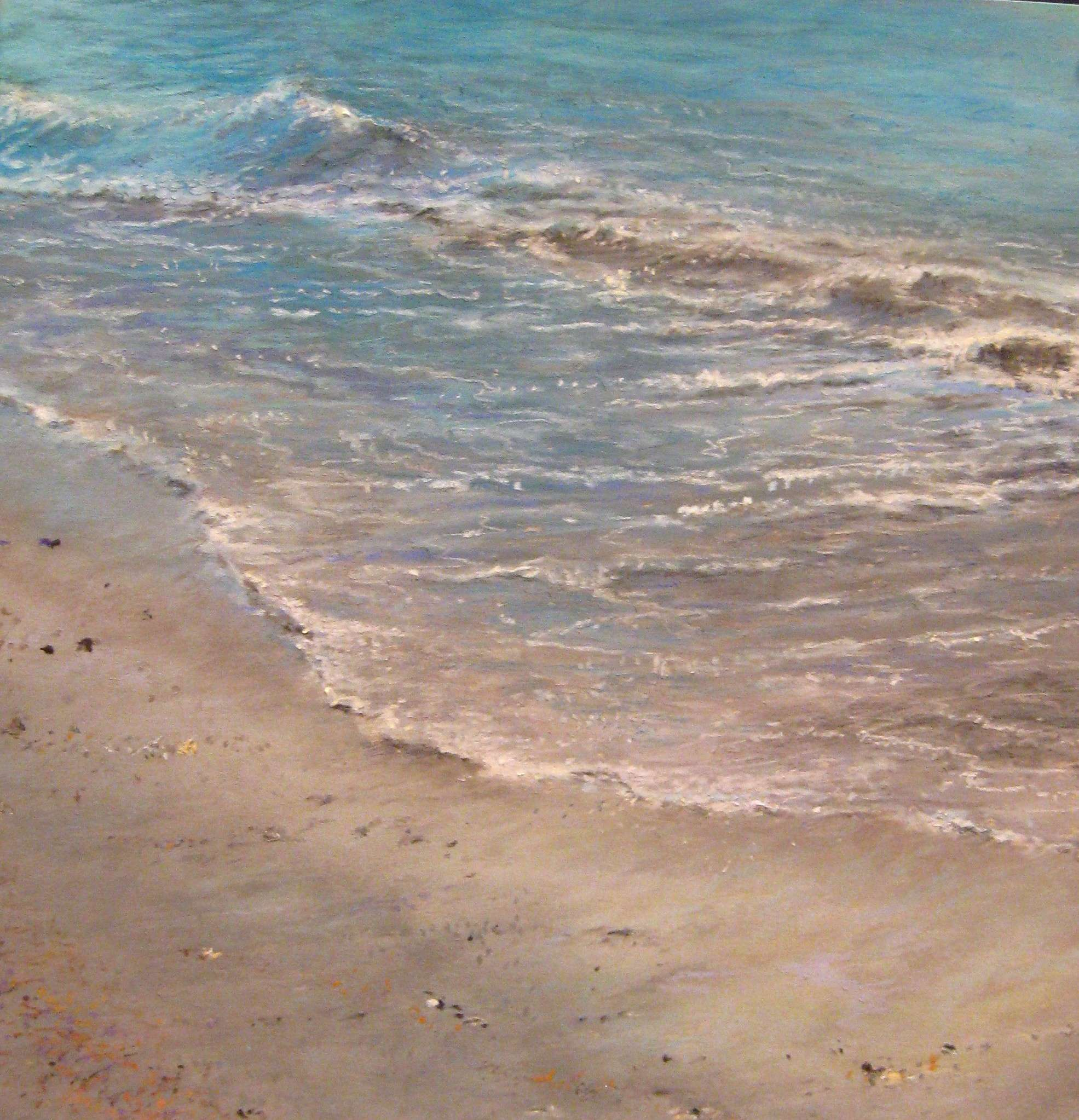 Karen Baker. Seaside#6