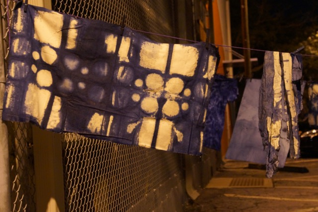 Art Snap. Indigo Dye 1