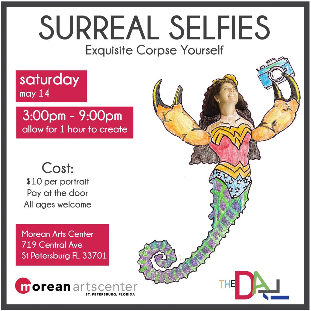 Surreal Selfies Thumbnail