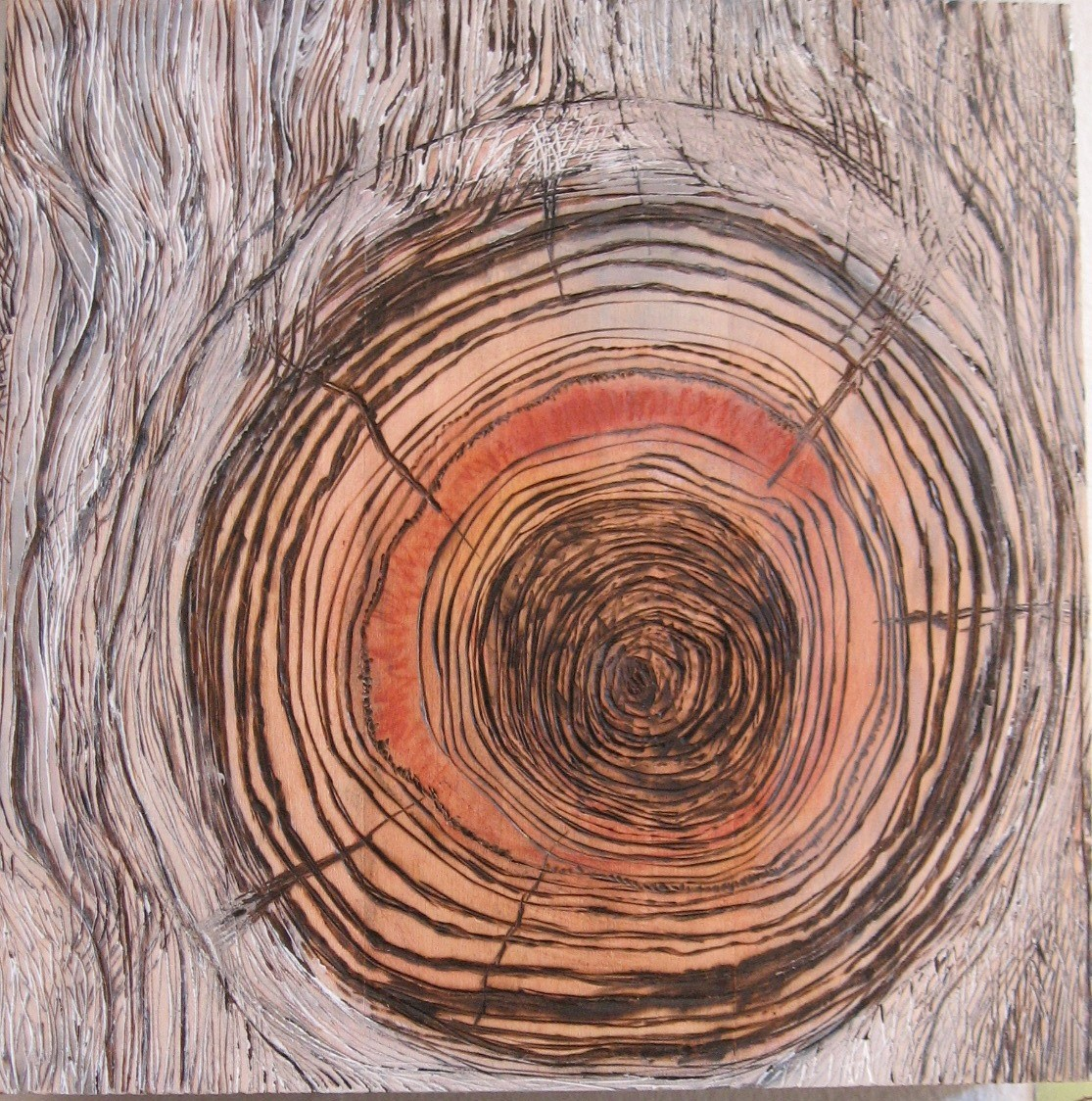 Morean Arts Center | Wood Burning Art Workshop with Rachel