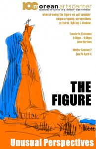 Dean Fortune. The Figure. flyer