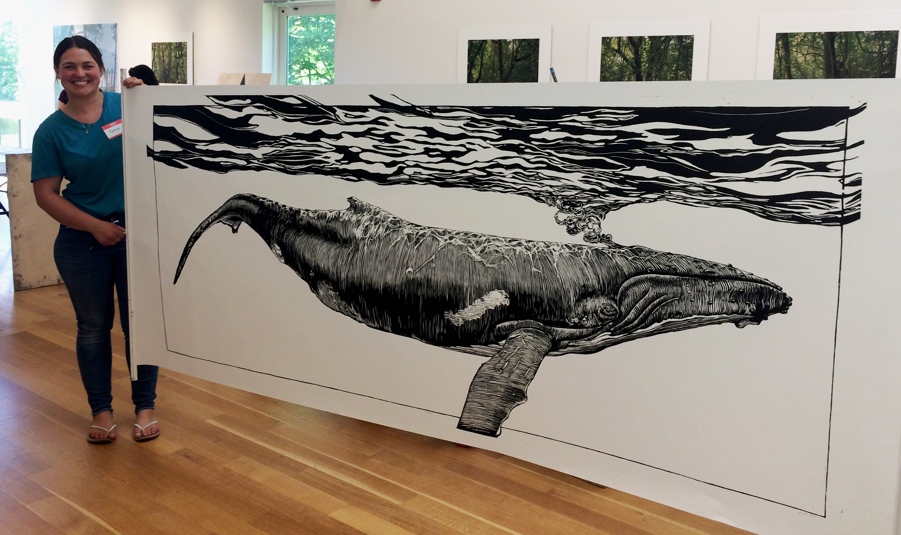 BIG INK Whale image